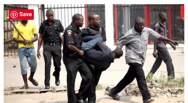 CRIME IN OUR WORLD TODAY WITH PARTICULAR REFERENCE TO OUR COUNTRY, NIGERIA.