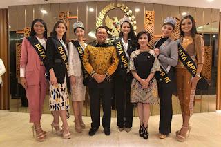 Ini Dia Tugas Baru Finalis Putri Indonesia 2020