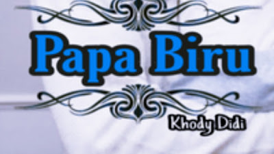 Novel papa biru