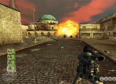 تحميل لعبة حرب العراق عاصفة الصحراء 2 للكمبيوتر 2021