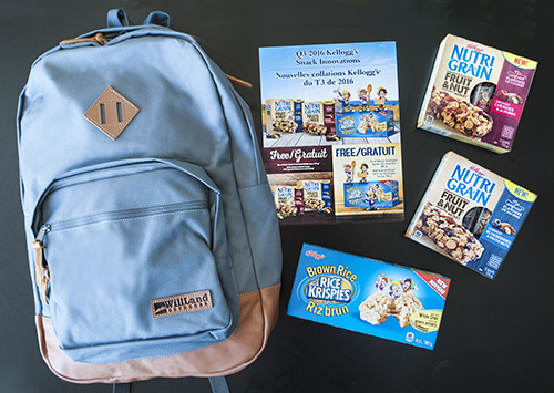 Back-to-School Ready with Kellogg Canada's ~ #Review #Giveaway