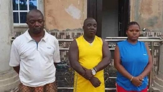 Man Defrauds US-Based Online Girlfriend With The Help Of A Lady And Another Man