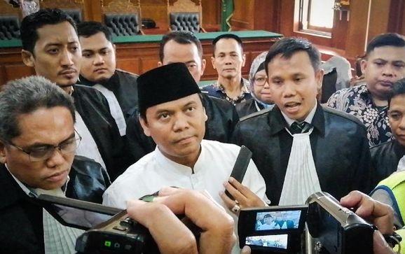 Empat Kali Gak Mau Hadiri Sidang, Kubu Gus Nur ke Menag Yaqut dan Said Aqil: Jangan Cuma Berani Melapor Doang!