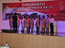Duta Seni Korem 132/Tdl Berjaya Di Manado.