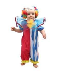 Fantasia de bebê para o Carnaval menino