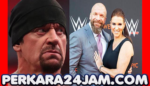 Kisah Asmara Triple H Dengan Stephanie Berkat Campur Tangan Underkater