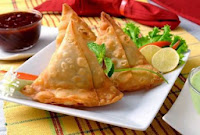 How to cook Methi Samosa