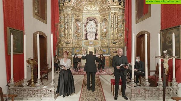 El 'Oratorio de Nöel' vuelve a sonar esta Navidad en La Palma, adaptado a la nueva normalidad