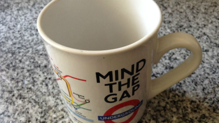 Mind the gap: el audio del Metro de Londres