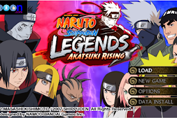 Get Download Game Naruto Shippuden Legends Akatsuki Rising for Computer PC or Laptop