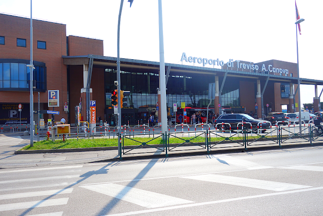 Jak se dostat z Benátek na letiště v Trevisu? Jednoduchá návod krok za krokem