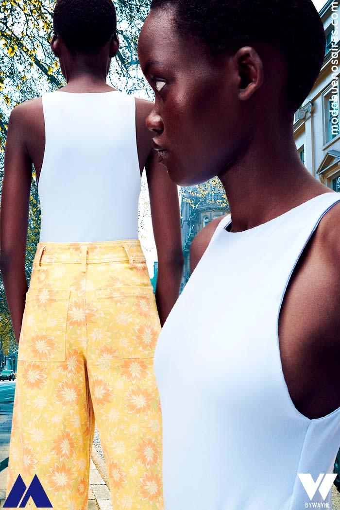Looks urbanos moda mujer verano 2022