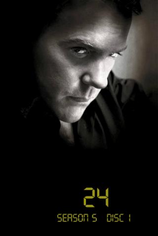 24 [Temporada 5] [2006] [DVDR] [NTSC] [Latino]
