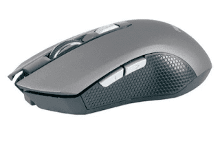 Gambar desain Mouse Wireless Rexus Xierra RX 110