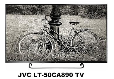 JVC LT-50CA890 TV