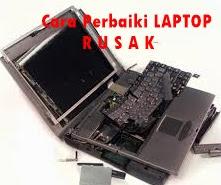Laptop Rusak