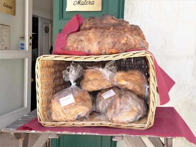 matera pane tipico