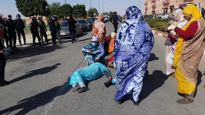 Los activistas saharauis temen una mayor represión marroquí tras la ruptura entre Argelia y Marruecos.