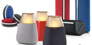 4 Speaker LG yang Berdesain Unik