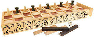 The Ancient Egyptian Board Game Senet