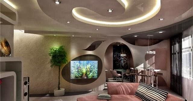 Top 10 Catalog Of Modern False Ceiling Designs For Living