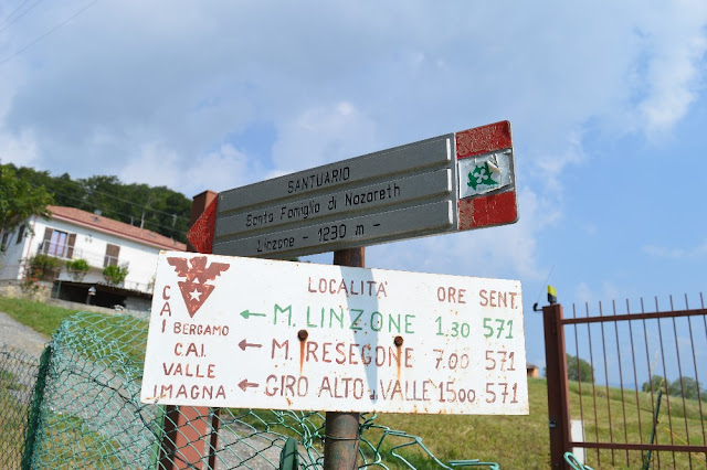 escursione monte linzone