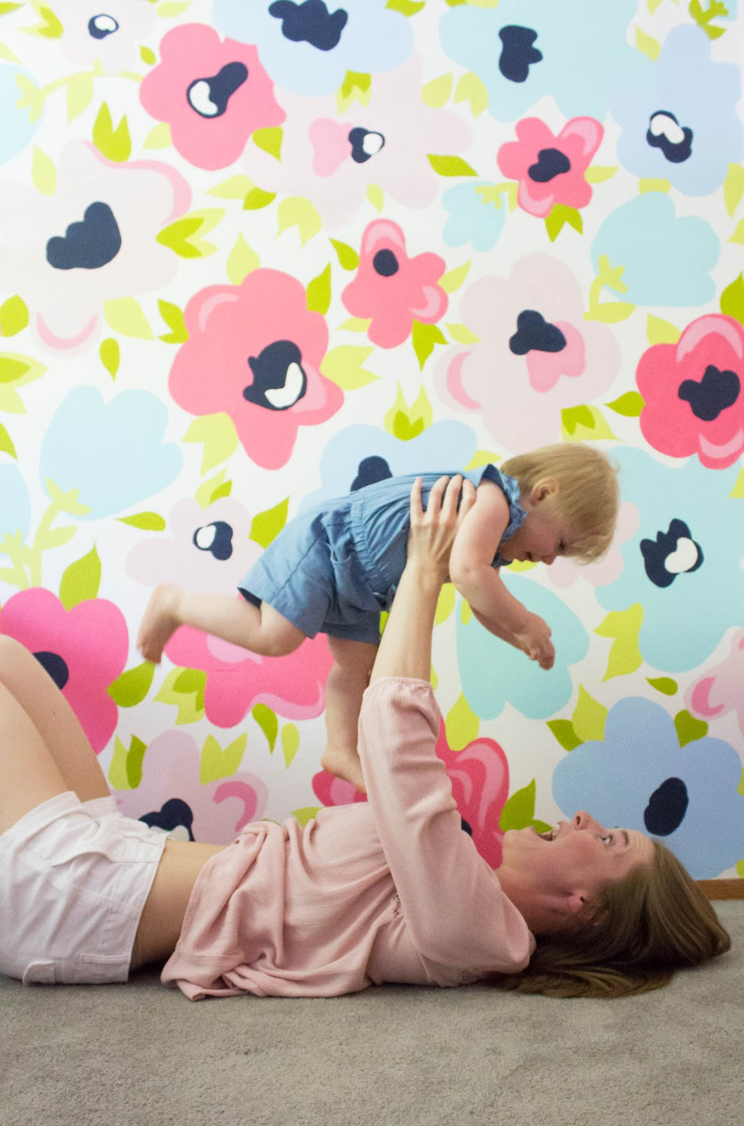 Addy S Bedroom Reveal One Year Old Photoshoot Chandelier