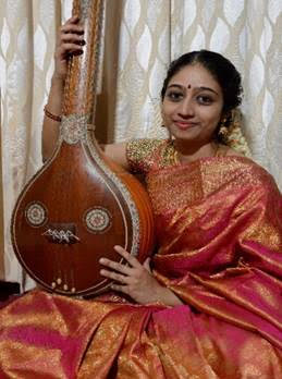 """Maithreem Bhajatha"", concert to commemorate centennial year of M. S. Subbulakshmi"