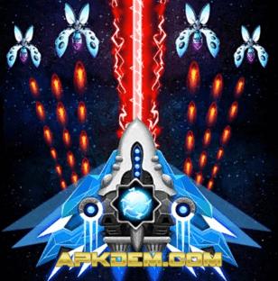 Download Game Galaxy Attack: Space Shooter MOD APK Versi Terbaru