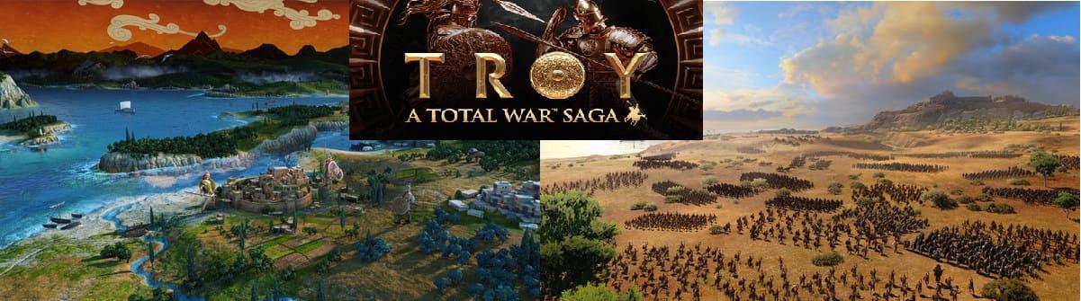 تنزيل لعبة Total War: Troy للكمبيوتر
