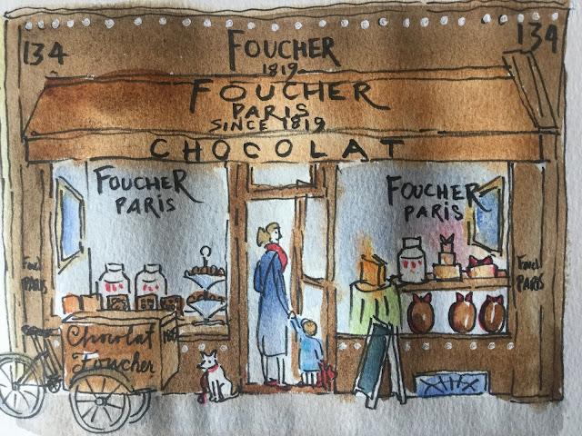 Chocolat Foucher 200th anniversary