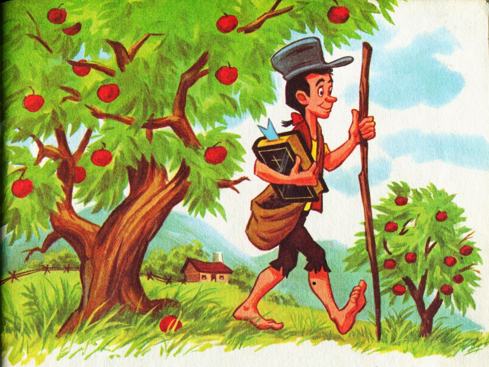 johnny appleseed birthday Happy Birthday Johnny Appleseed! – Family Christian Center Preschool johnny appleseed birthday