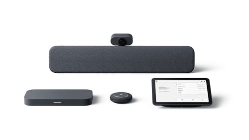 Google is launching a range of conference room devices