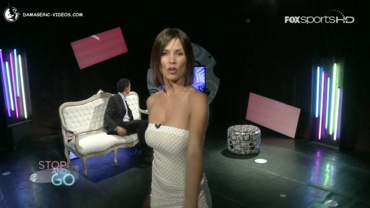 Ursula Vargues big boobs in tight dress Damageinc Videos HD