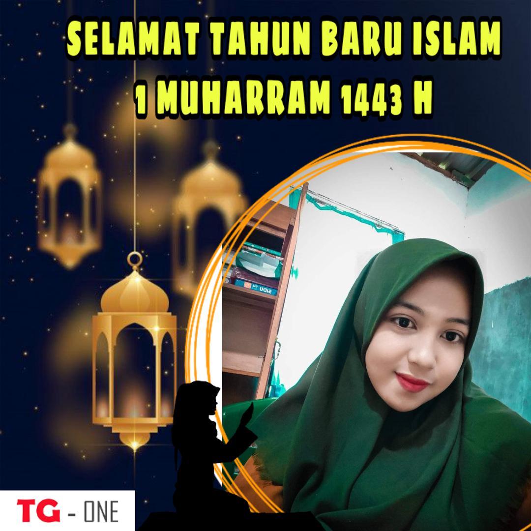 100 Link Twibbon Tahun Baru Islam 1 Muharram 1443 H Paling Lengkap