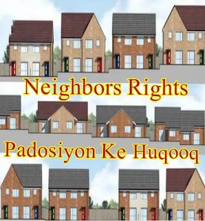 neighbors-rights-in-Islam-Parosi-ke-Huqooq-in-urdu