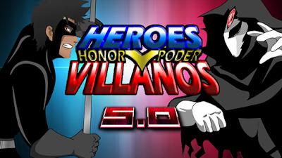 [RPG Maker VX] HÉROES Y VILLANOS RPG Portada05