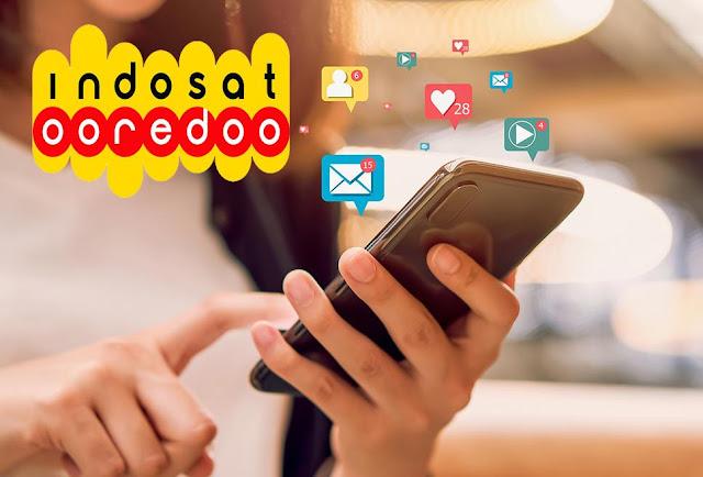 Daftar Paket Internet Terbaru Indosat 2021