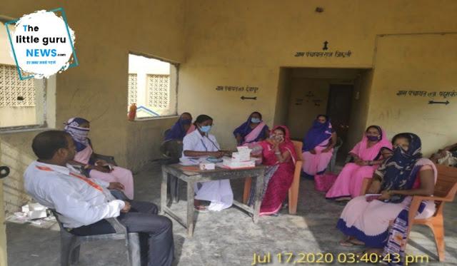 परिवर नियोजन कैम्प का किया गया आयोजन, लाभार्थियों को दिए गए परिवार नियोजन के साधन