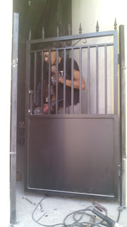 Pembuatan Pintu Pagar Surabaya