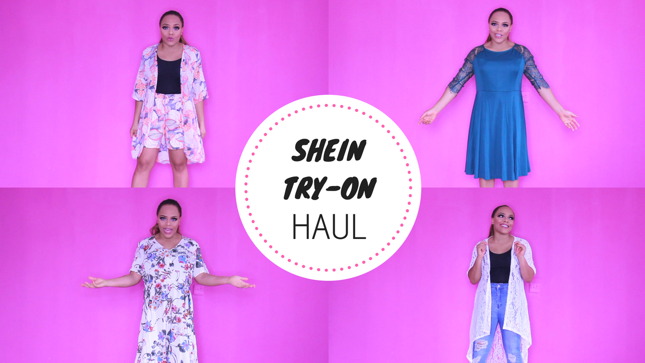 474e154daa Hello guys! It has been a while, I know! My apologies. Today's video is a  haul video featuring items from SheIn. I got a number of items at once and  I just ...