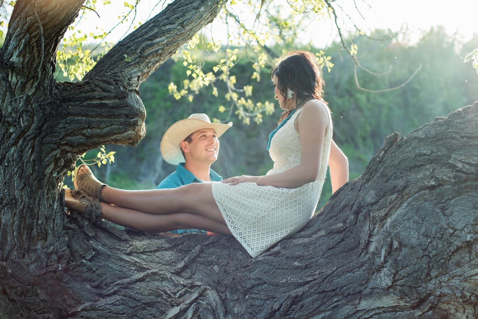 E-session, Montana, Whitney Bird Photography, Cowgirl