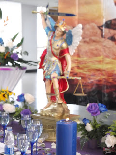Festividad al Arcángel Mikael