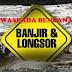 Musim Hujan, Waspada Bencana di Jalur Liwa-Krui