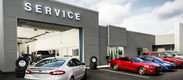 how to choose reliable car service center company vehicle fleet