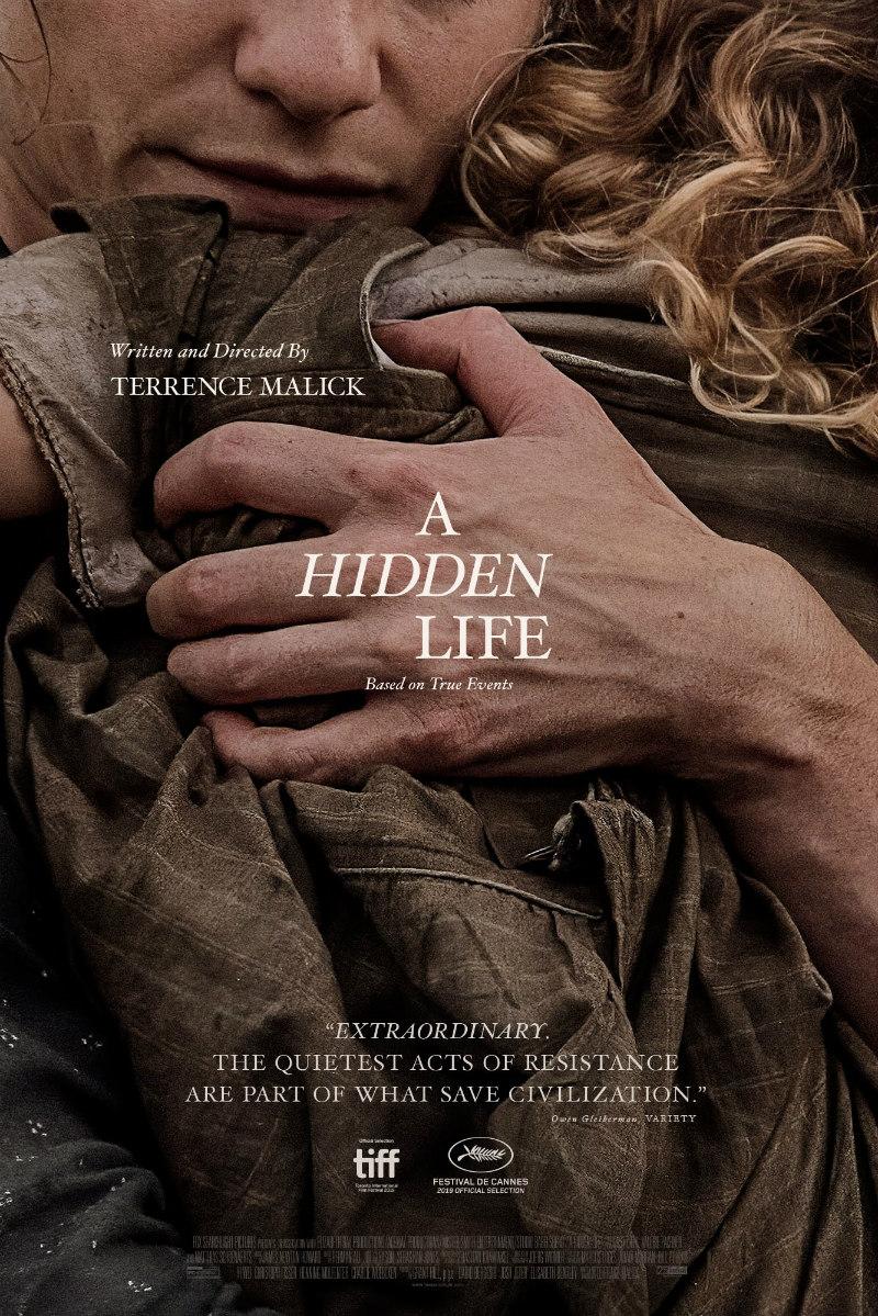 a hidden life poster
