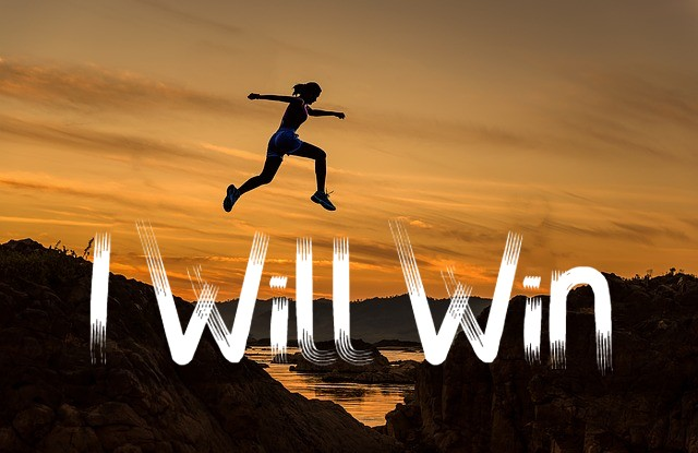 Motivational Quotes - I will win