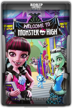 Monster High Bem Vindo À Monster High Torrent