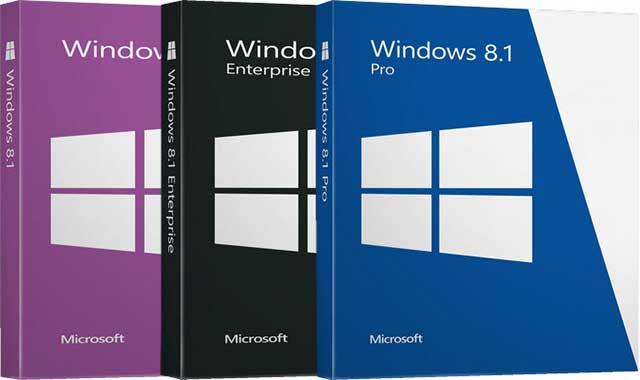 تحميل ويندوز Windows 8.1 AIO مجانا