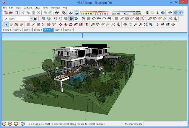Software Desain Rumah - Homestyler: Chrome 3D Google Home Design App